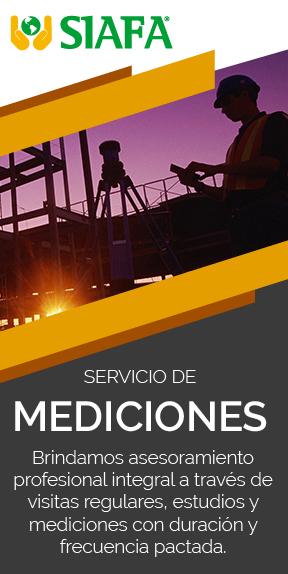 Servicio de Mediciones